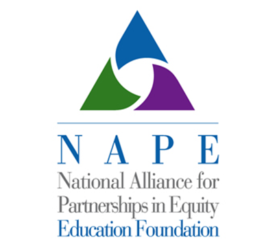 <center>National Alliance for Partnerships in Equity</center>