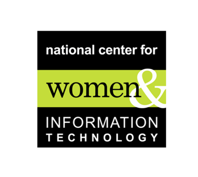 <center>National Center for Women & Information Technology</center>