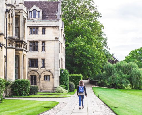 Why do you go to college? - Student Research Foundation