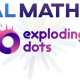 global math week logo