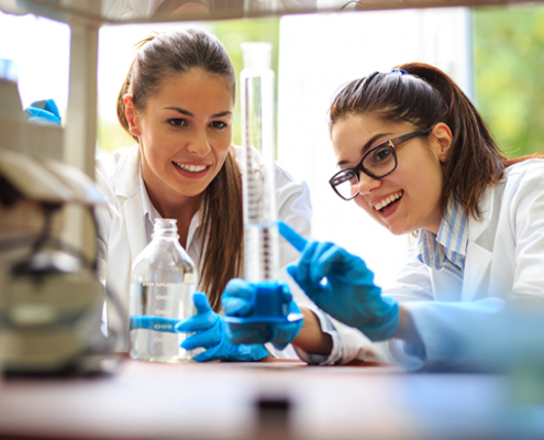 High School Students Are Thinking about STEM Careers in the Wrong Ways - Student Research Foundation