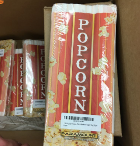 popcorn for college success - Student Research Foundation