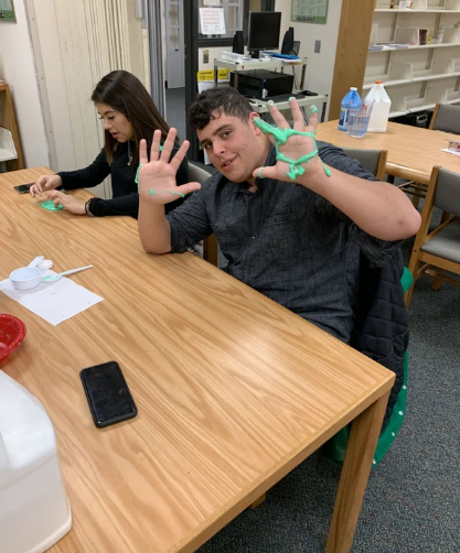 How Slime Brings Science and STEM to the Library - A Student Research Foundation funded project