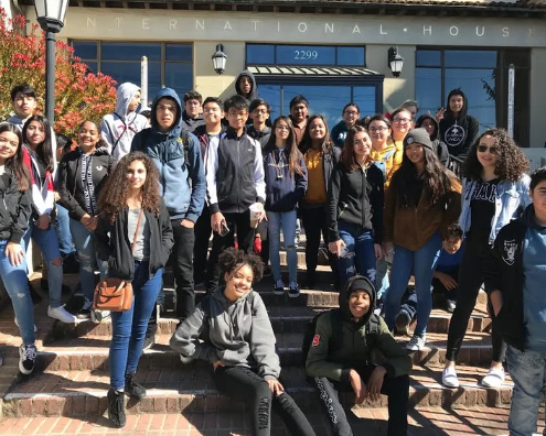 Trip to UC Berkeley to help students picture their College Futures - Student Research Foundation