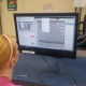 STEM and Creativity Connect in Mrs. Catalone's Classroom thanks to a donation by the Student Research Foundation