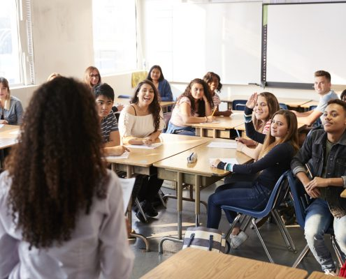 20 Effective Ways for Teachers to Motivate Students - Student Research Foundation