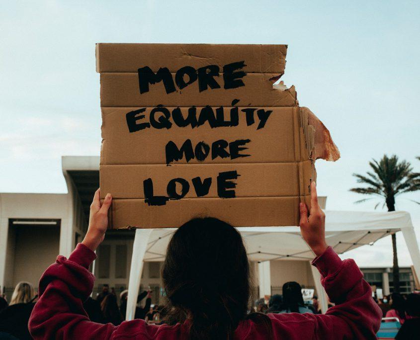 Social Justice Rally